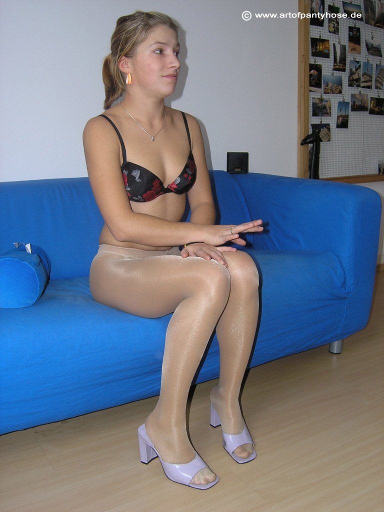 That's Of pantyhose fetish