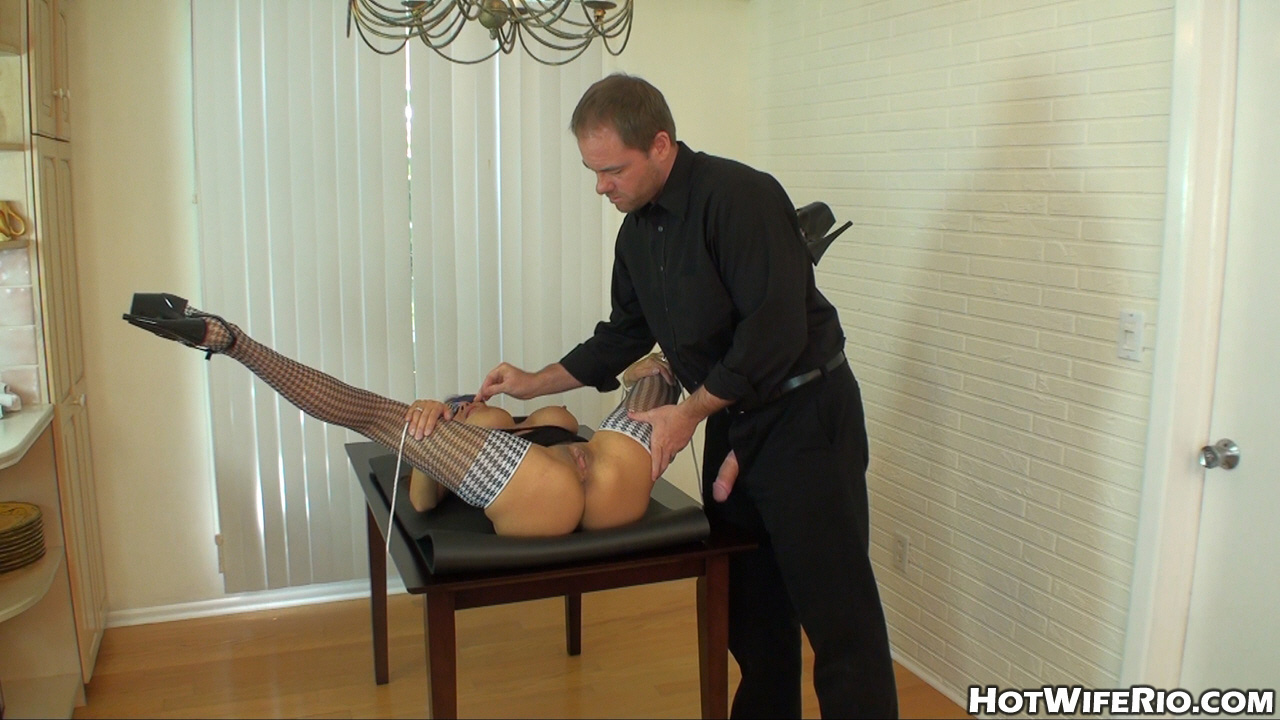 Wife Tied And Fucked Hard